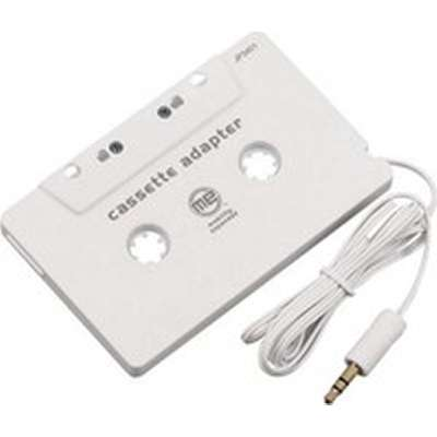 Buy electronics adapters online - Audiovox Electronics AH760R Cassette Adapter MP3 / CD