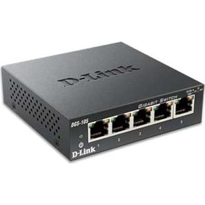 D-Link Systems DGS-105
