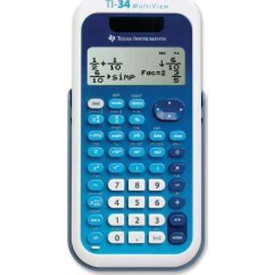 Texas Instruments TI TI-34MV