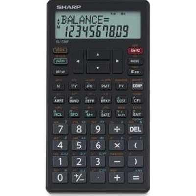 provantage sharp el738fb amortization financial calculator