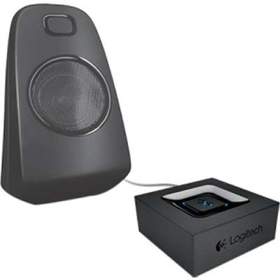 Logitech Bluetooth Audio Adapter for Speakers 980-000910