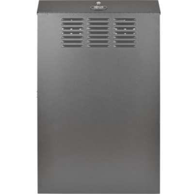 SRWF4U36 Tripp Lite 4U Vertical Wall Mount Rack Enclosure Cabinet Black 36 Deep Server Depth Low Profile