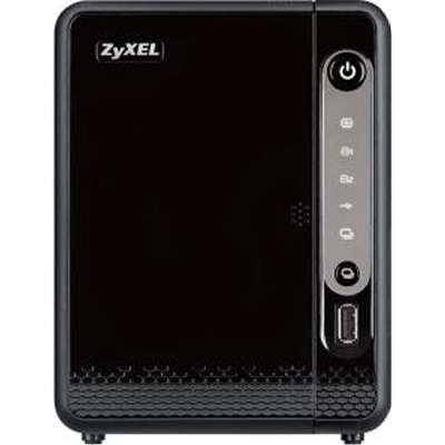 PROVANTAGE: ZyXEL NAS326 2-Bay NAS Personal Cloud Server DLNA Diskless