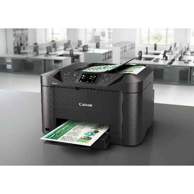 Provantage Canon Usa 0960c002 Maxify Mb5120 Printer Scanner Copier Fax Wireless Small Office