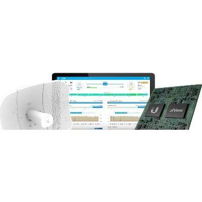 Ubiquiti LiteBeam AC Gen2 LBE-5AC-Gen2 IEEE 802.11ac 450 Mbit//s Wireless Bridge