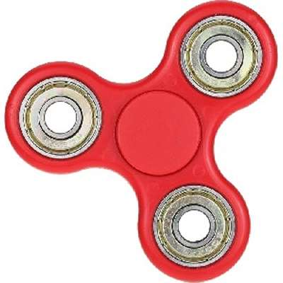 Worry Free Gadgets FIDGET RED