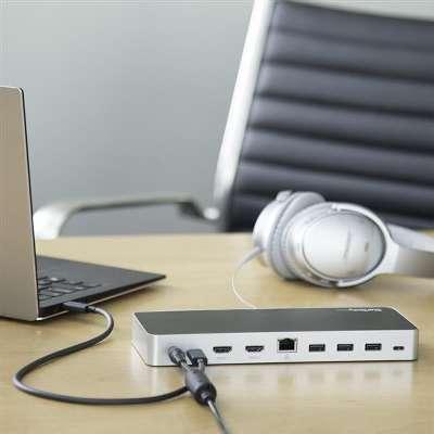 PROVANTAGE: StarTech com MST30C2HHPD Dual Monitor USB-C Dock