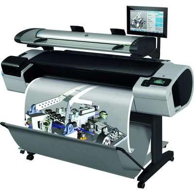 PROVANTAGE: HP 1GY94A#B1K HP DesignJet SD Pro 44