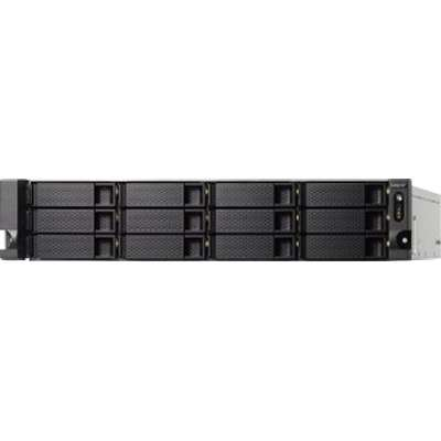 PROVANTAGE: QNAP TS-1263XU-RP-4G-US 2U 12-Bay AMD 64-Bit X86-Based