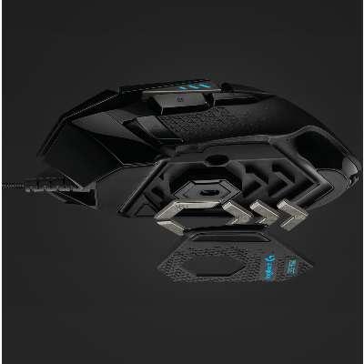 ef0094d4520 PROVANTAGE: Logitech 910-005469 G502 Hero Gaming Op Mouse