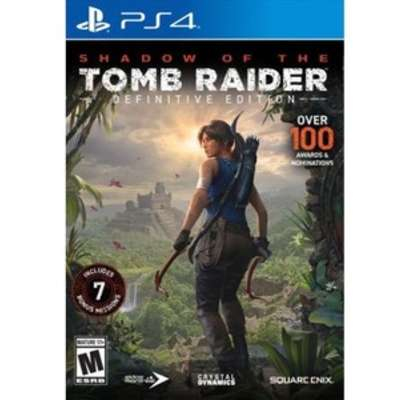 Provantage Square Enix 92299 Shadow Of Tomb Raider De Ps4