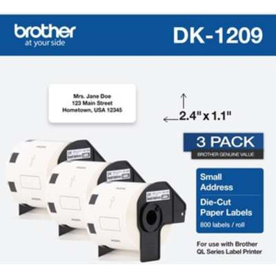 Brother DK12093PK