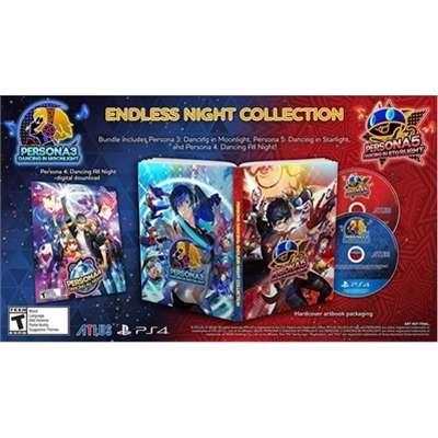 PROVANTAGE: SEGA PS-22021-2 Persona Dancing Endless Edition PS4