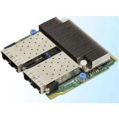 PROVANTAGE: Supermicro AOC-M25G-M4SM-O Addon Card 4 Port FD Only