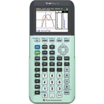 PROVANTAGE: Texas Instruments TI 84PLCE/TBL/1L1/Z TI 84 Plus Ce ...