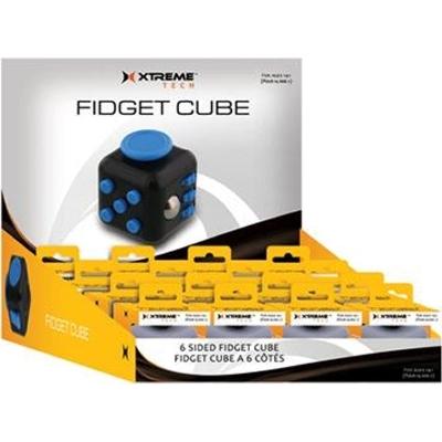 Xtreme Cables 24 Piece Fidget Cubes